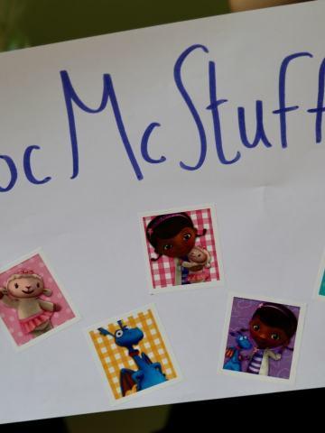 Sign of Doc McStuffins