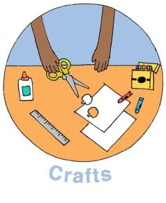 MINI CRUSTLESS HAM and BROCCOLI QUICHES crafts