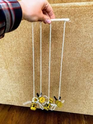 honeybee cork mobile1