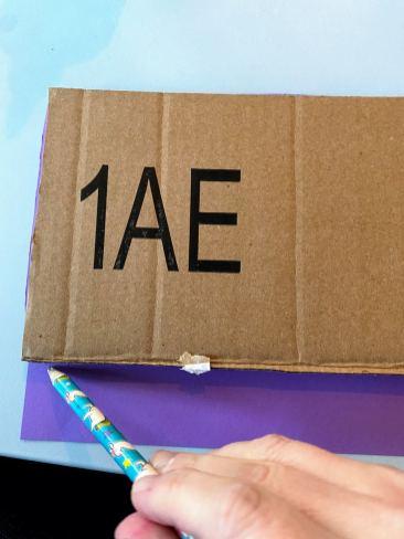 tracing cardboard