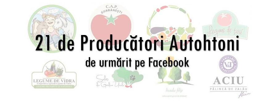 21 de Branduri Romanesti Traditionale pe Facebook