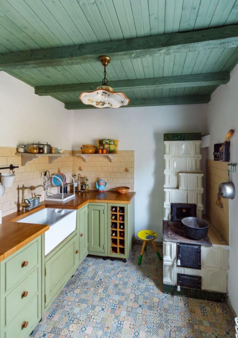 Casa de la Tara - Alina Alexe Decoraktiva, casa traditionala reconditionata (11)