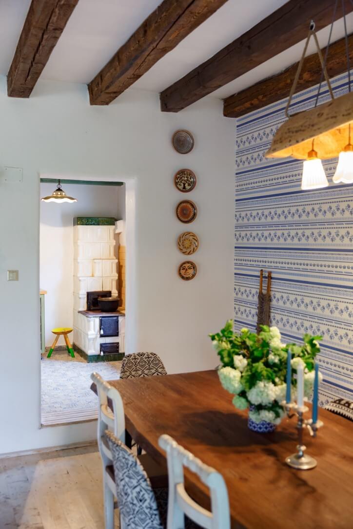 Casa de la Tara - Alina Alexe Decoraktiva, casa traditionala reconditionata (13)