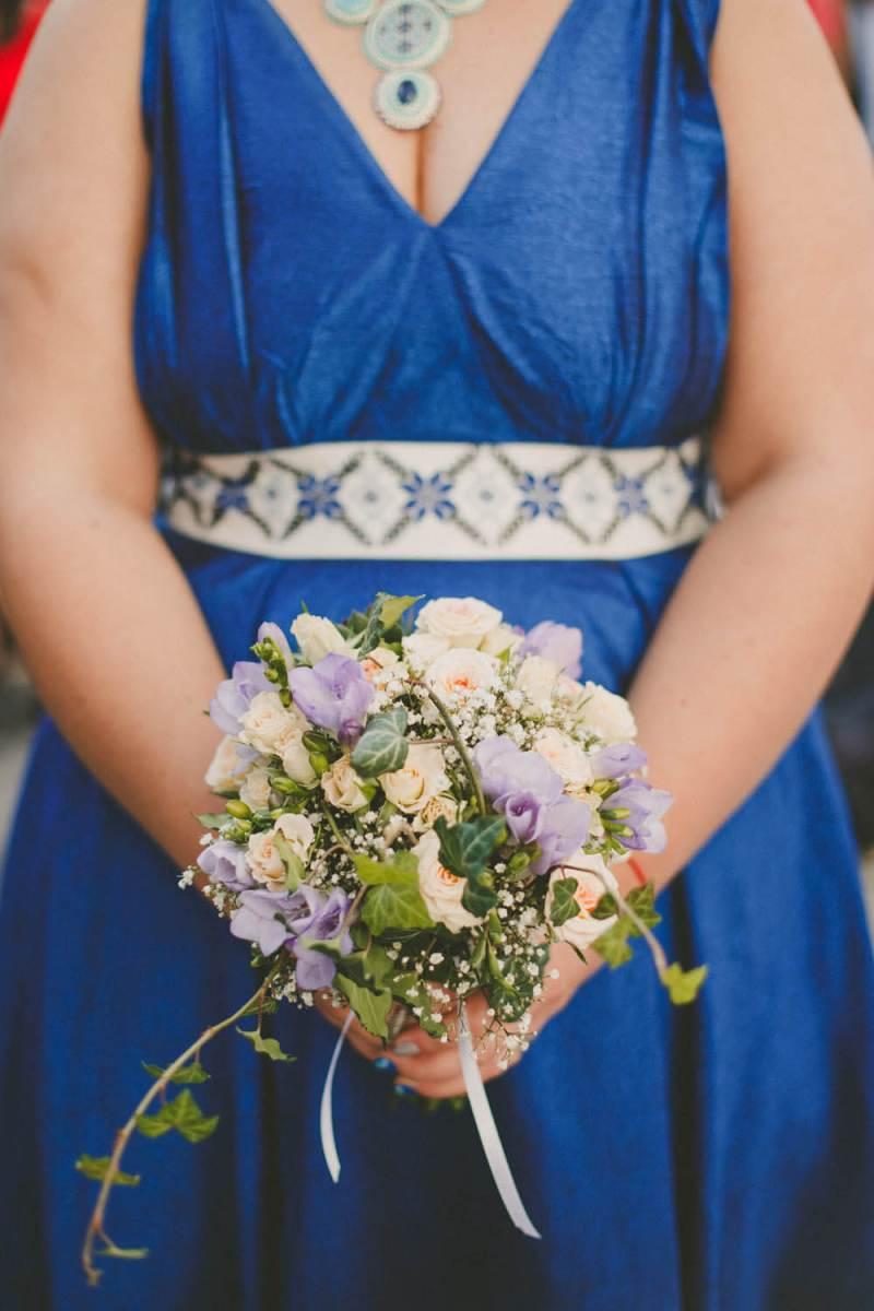 Detalii de inspiratie romaneasca la nunta