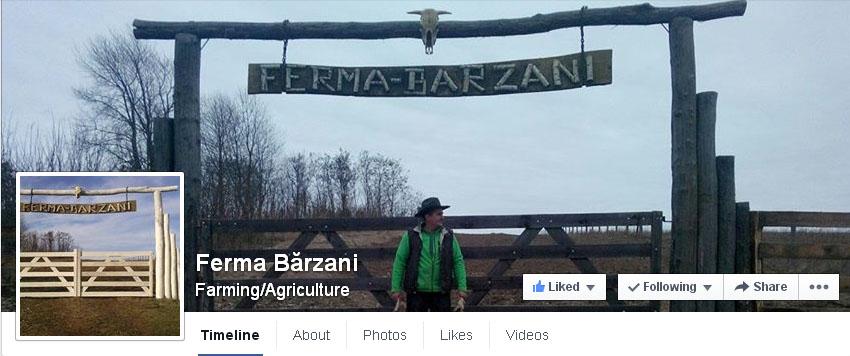 Ferma Bărzani