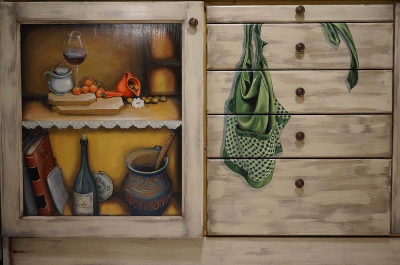 Mobila pictată manual de Mircea Ungurean (7)