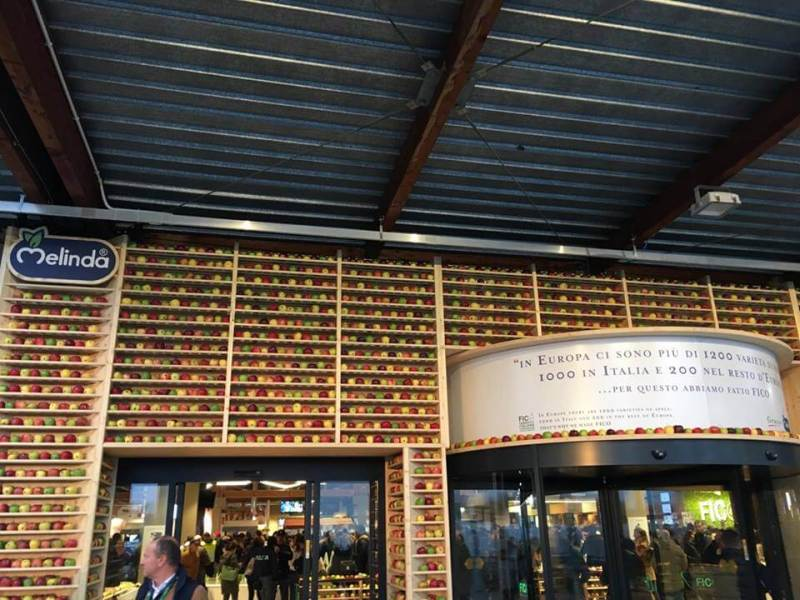 Produse romanesti in Italia la cel mai mare targ agro-alimentar permanent - FICO Eataly World (19)