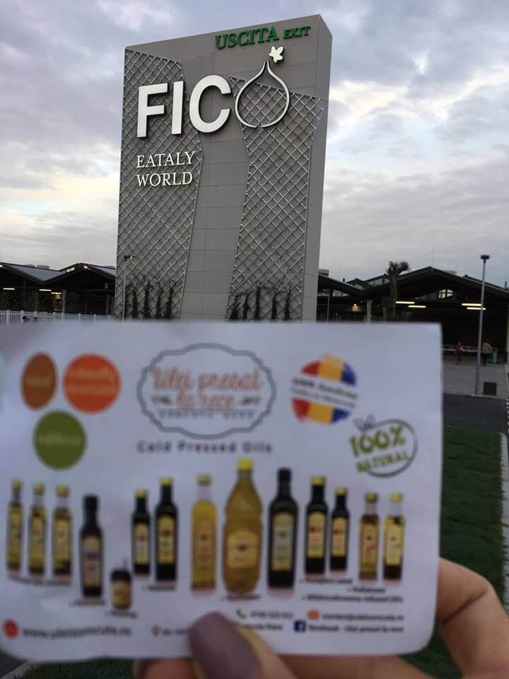Produse românești in Italia la cel mai mare targ agro-alimentar permanent - FICO Eataly World (5)