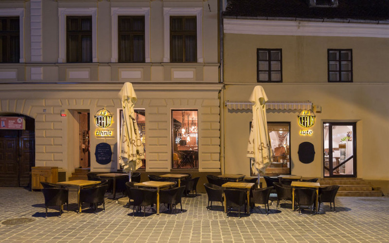Restaurant La Ceaun Tihnit Brasov