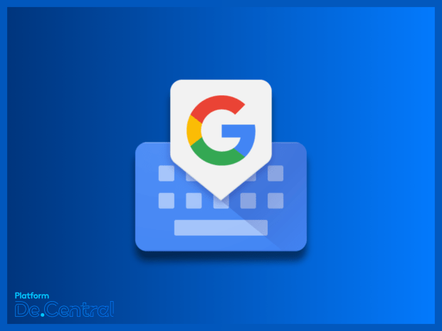 Google adds logo to spacebar then promptly removes it