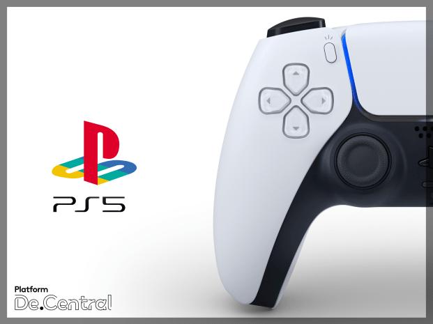 PS5 DualSense | First Look