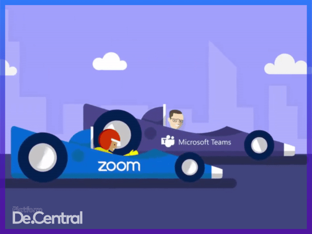 Microsoft Teams usage hits 75 million while Zoom quietly revises its daily user numbers