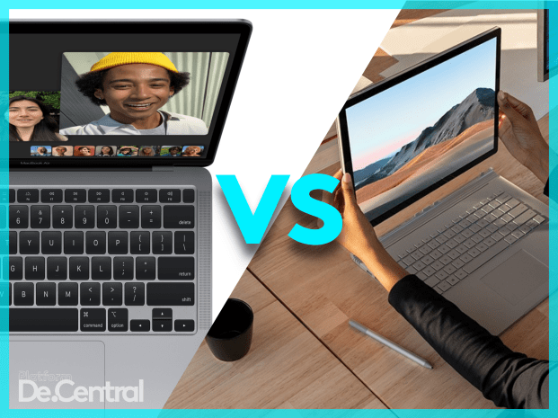 13″ MacBook Pro vs 13.5″ Surface Book 3