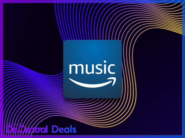 Get 90-Days Free of Amazon Music HD Here