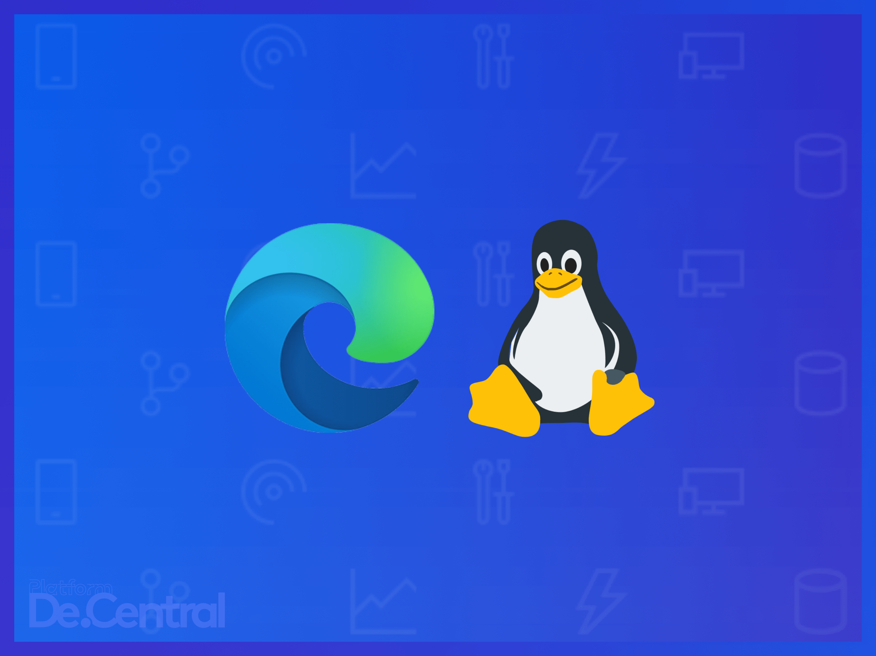 We finally get a glimpse of Edge for Linux