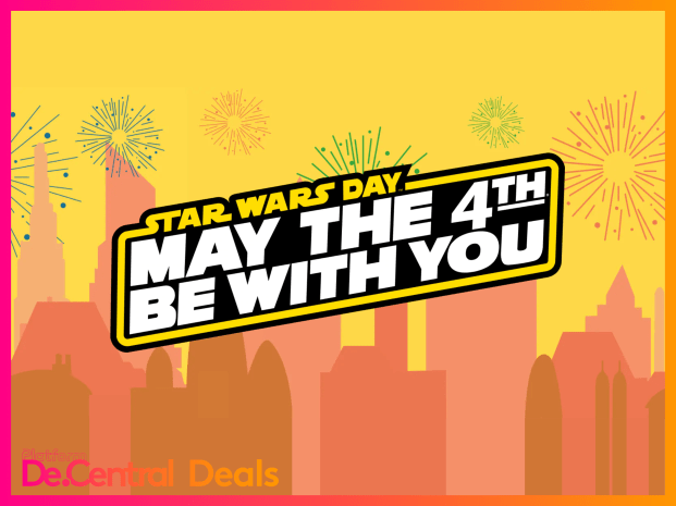 De.Central Deals | May the 4th be with you