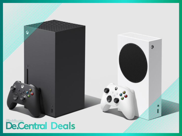 De.Central Deals   Get the Xbox Series X S gear you need here