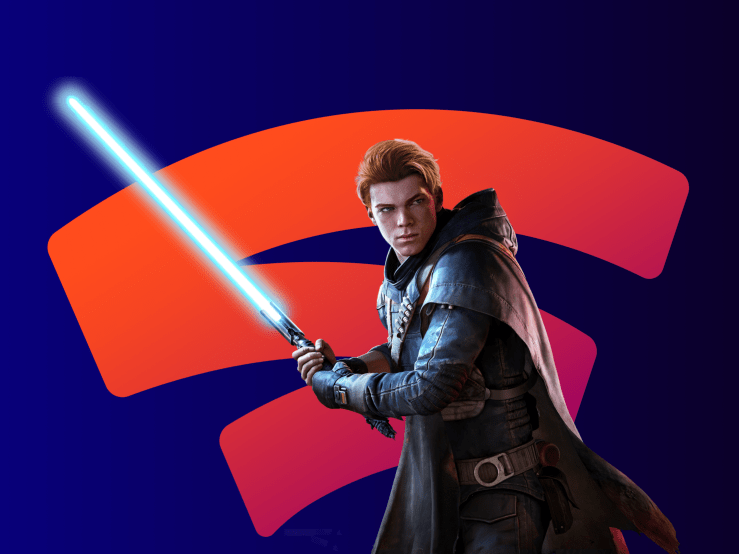 Star Wars Jedi: Fallen Order now free with Stadia Pro