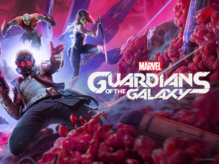 Square Enix reveals Guardians of the Galaxy game launching in October