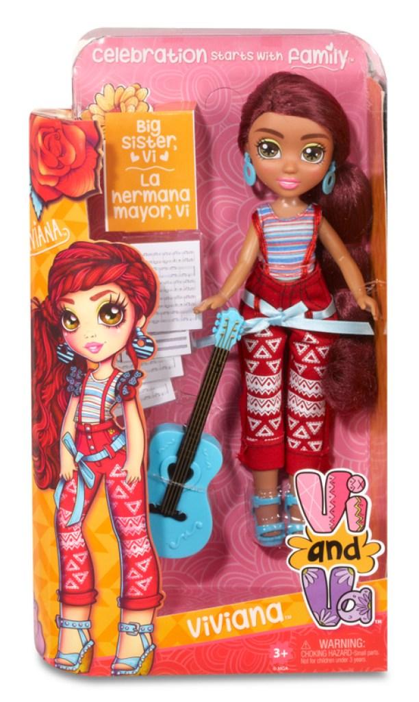 534624EM Vi and Va Doll Viviana FW PKG F