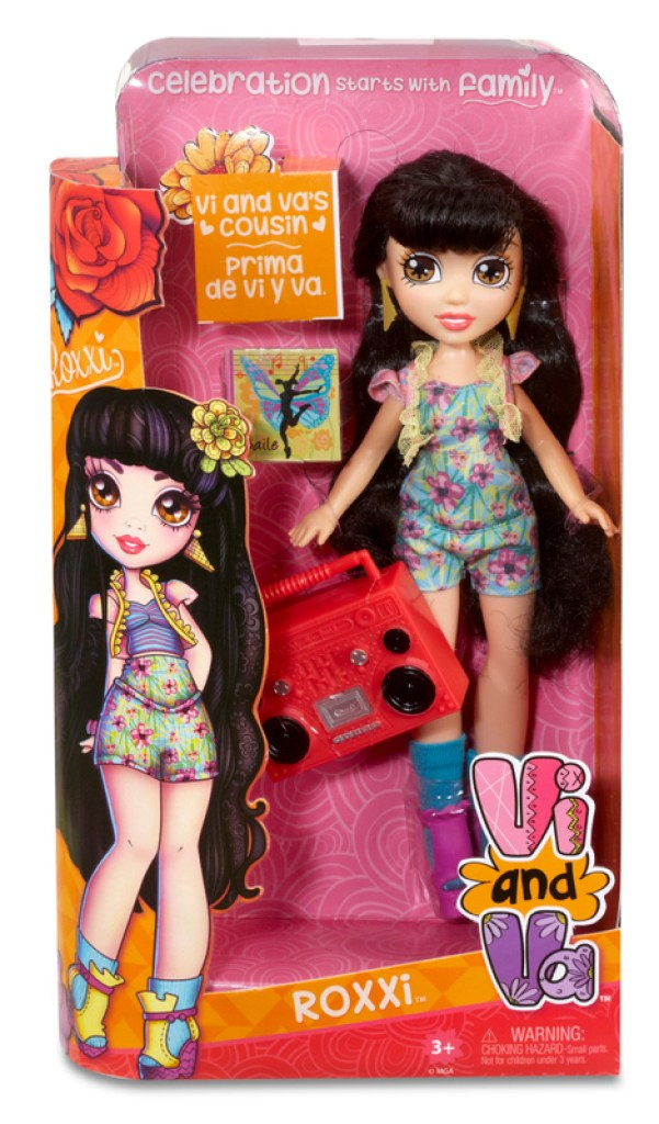 533054EM 534648EM Vi and Va Doll Roxxi FW PKG F