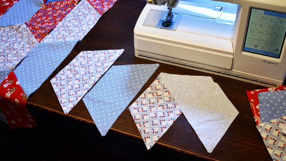 Cricut Maker Half Hexie Quilt • Stitches Quilting