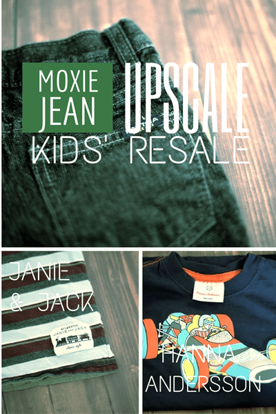Moxie Jean Upscale Kids' Resale #review