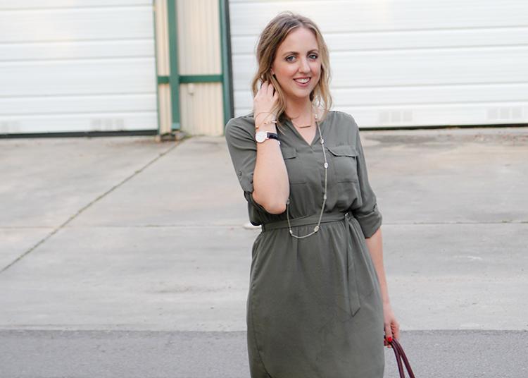 fall teacher outfit