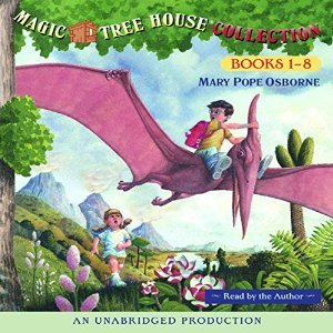 The Magic Tree House Collection + 9 More of The Best Audiobooks for Kids - to Make Summer Learning Easy Peasy and Fun - at B-Inspired Mama