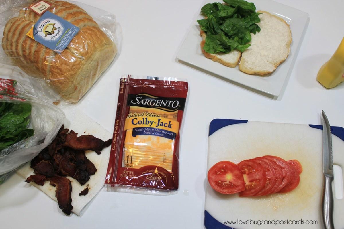 The Perfect B.L.T. Sandwich