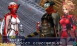 Project X Zone 2 Hibana Hatsuma and Natsu