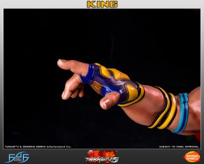 First4Figures Tekken 5 King Statue 3
