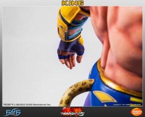 First4Figures Tekken 5 King Statue 4