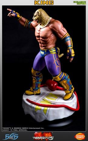 First4Figures Tekken 5 King Statue Exclusive Version 8