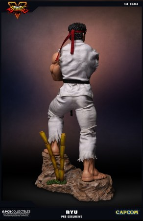 PCS Collectibles Street Fighter V Ryu Statue 6
