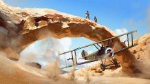 Battlefield 1 Arabia Concept Art 3