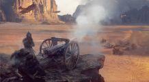 Battlefield 1 Arabia Concept Art 5