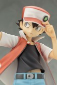 Kotobukiya ARTFX J Trainer Red With Pikachu Statue 7
