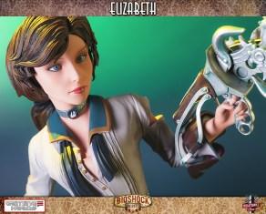 Gaming Heads Bioshock Infinite Elizabeth Statue 10
