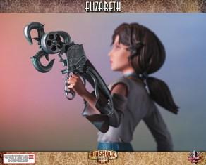 Gaming Heads Bioshock Infinite Elizabeth Statue 11