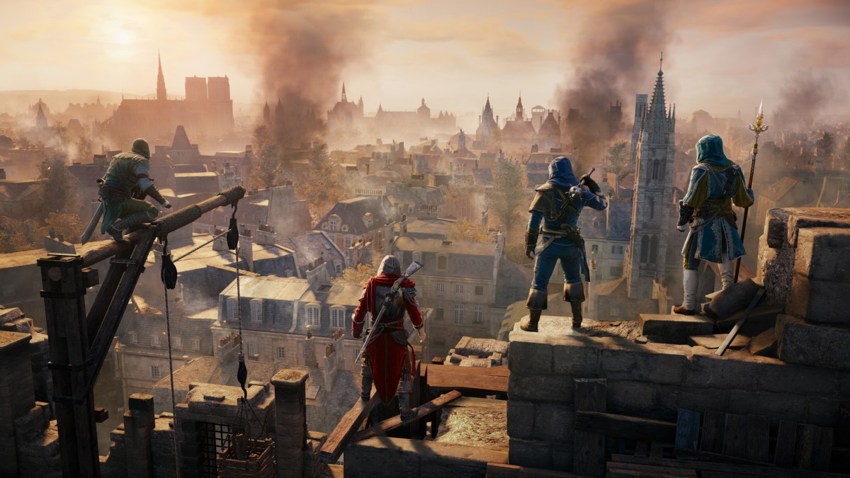 'Assassin's Creed' Franchise Highlighted In Current Humble ...