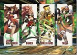 Guilty Gear Xrd REV2 Character Bookmark Set - Neowing