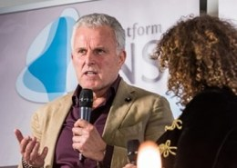 Peter R de Vries INSpirator bij Platform INS