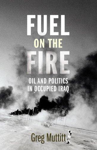 fuel on fire book cover by greg muttitt