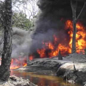 Governance & Oil Extraction in the Niger Delta @ London South Bank University - 21 June 2012