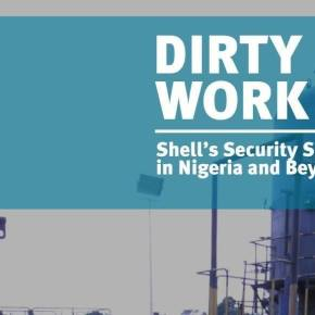 Data leak reveals Shell's deep financial links to human rights abusers in Nigeria