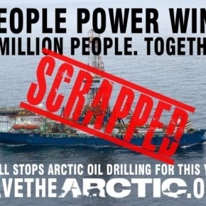 Shell's 2012 Arctic drilling shelved