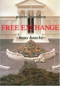 free-exchange-hans-haacke-paperback-cover-art