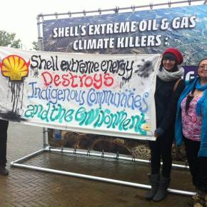 """Shell AGM: """"With patience and saliva the ants devour the elephant"""""""