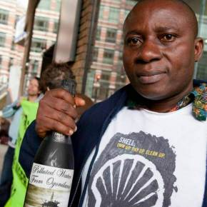 From the Niger Delta to the City of London: taking the fight to Shell